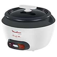 Moulinex Inicio Rice Cooker With Steamer  -  White