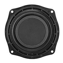 Claite 4 inch Bass diaphragm Speaker Bass Film passive board With plastic stand