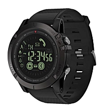 "VIBE 3 - 1.24"" Smart Watch Bluetooth Calling 610mAh Luminous Dial - Black"