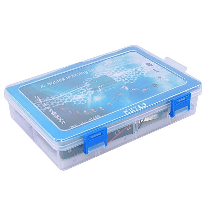 Generic kt arduino uno compatible starter kit with
