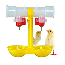 10 Pieces Automatic Double Headed Chicken Drinkers