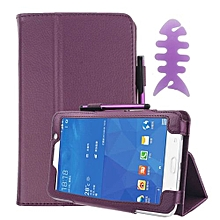 Leather Case Stand Cover For Samsung Galaxy Tab 4 7Inch Tablet SM-T230 PP