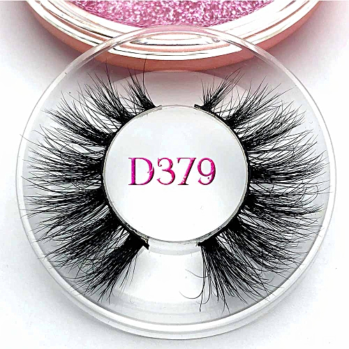 9627ba28d9d Generic Private label custom package mink eyelashes 3d mink lashes D379(C  0.15mm)