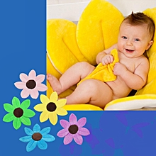 New Baby Bath Tub Flower Tub Basin Sink Bath For Baby Infant Fun Blooming Lotus