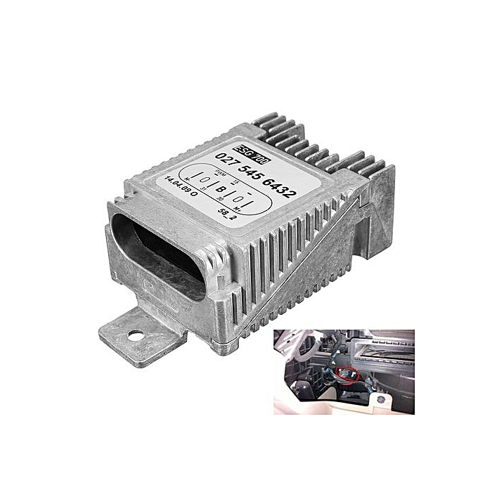 New Engine Cooling Fan Control Module Unit For Mercedes-Benz W215 W220 S430  S500