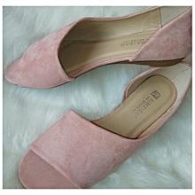 ladies fancy flat shoes
