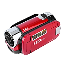 2.7inch Digital Video Camera Camcorder HD 720P 16X Zoom TFT LCD Screen DV Camera COMS Video Recording Support TF Hot Promotion KANWORLD