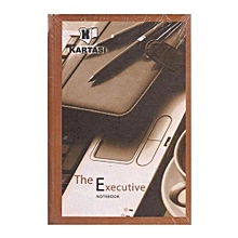 Kartasi Executive Notebook - A4 - Brown