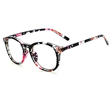 426578dce Vintage Men Women Eyeglass Frame Glasses Retro Spectacles Clear Lens Eyewear  R Blue Flower