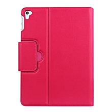 Protective  Folding Stand Leather Case Cover For Ipad Pro 9.7inch RD