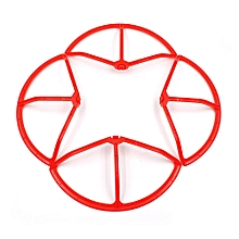 4Pcs Protective Guard For DJI Phantom 4 - Red