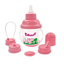Safe and environmental feeding bottle FB-501 225ml