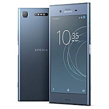 Xperia XZ1 Dual Sim (4GB, 64GB) - Moonlit Blue