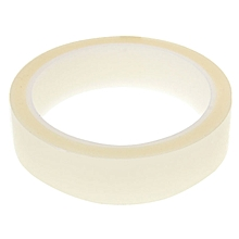 24mm High Temperature Resistant White Heat Dedicated Polyimide Tape With Silicone Adhesive, Length: 33m
