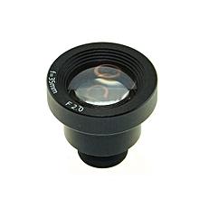 Foxeer MTV M12 35mm Megapixel CCTV Camera Lens for LEGEND 2 black