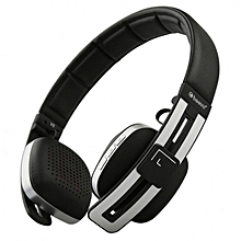 Extra Bass Bluetooth 9hours music play 2 in 1 Headphones