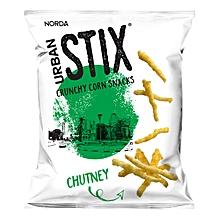 Crunchy Corn Snacks Chutney - 40g