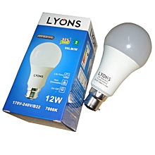 12w super bright LED bulb
