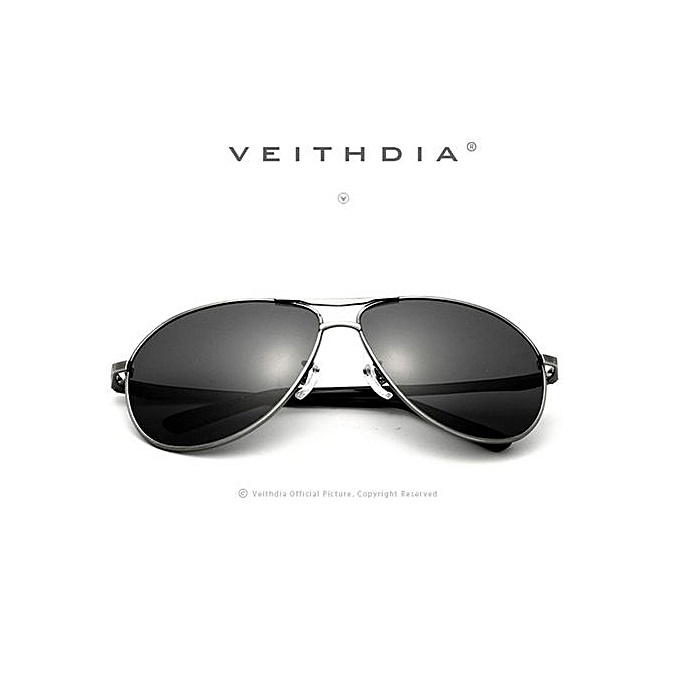 d3903a2820d44 ... VEITHDIA Brand Polarized Lens Mens Sun Glasses Oculos Masculino Male  Gold Sunglasses Men Fishing Outdoor Summer