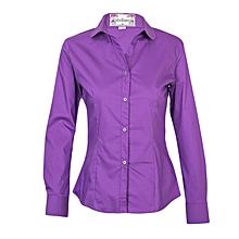 Ladies Shirt - Purple