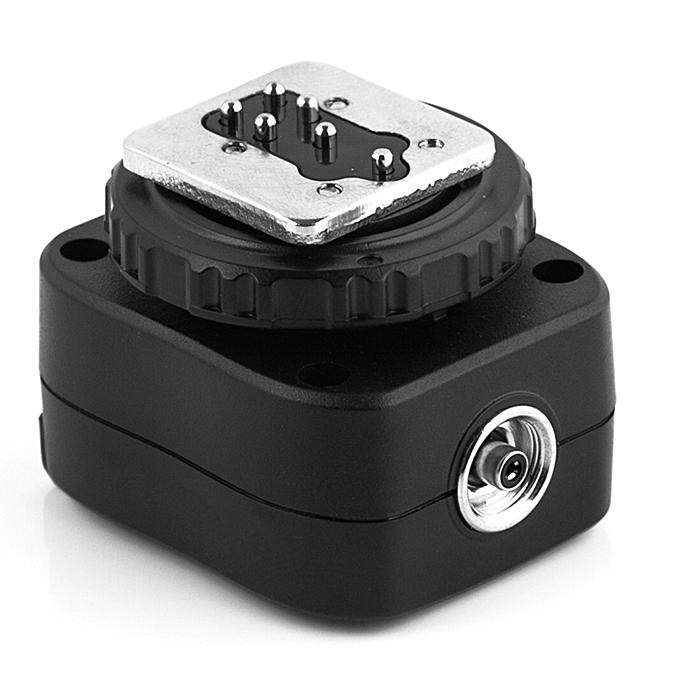 ... PIXEL TF-324 Hot Shoe Adapter Converter For Nikon Pentax Panasonic Camera to Sony HVL ...