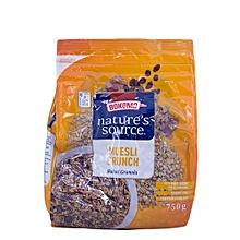 Cereal Muesli Crunch - 750g
