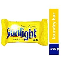Soap Detergent Yellow  175g