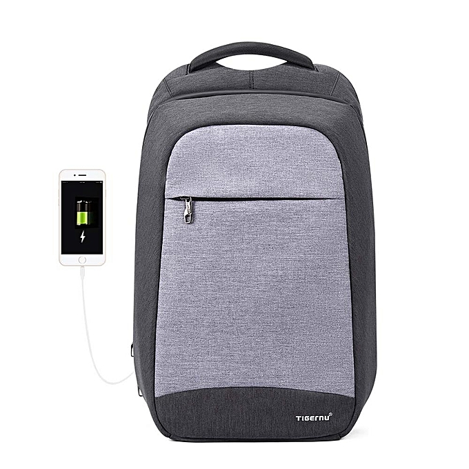 c9dae95336 Nice High Quality Laptop Backpack Business Bags with USB Charging Port Water  Resistant Anti-Theft