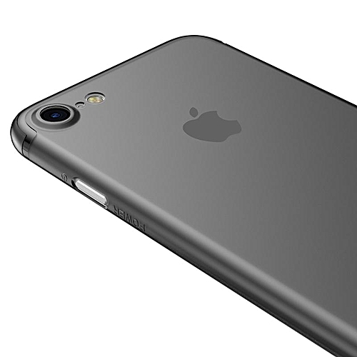 separation shoes dfd3b 364ed Baseus Ultra Slim Frosted Case Cover for Apple Iphone 7 Plus Super Thin  Matte Protective Shell Back Phone Cases Funda (Black) LJMALL