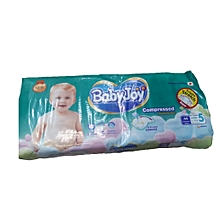 BabyJoy Diapers Size 5 Junior (14-25kg) 44pcs