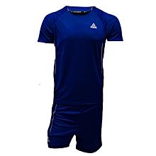 F/Ball Jersey/Shorts (set Of 16)- Ts6001royal/White- Set 16