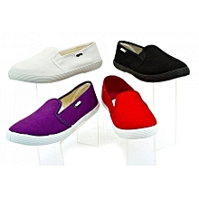 4 pairs One Size Casual Umoja Women Shoes - Christmas offer