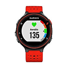 Forerunner 235 GPS Sport Watch - Lava Red