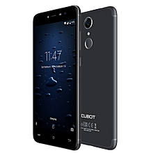 Note Plus 4G 5.2 inch Android 7.0 3GB RAM 32GB ROM - Black