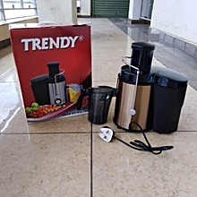 Electric Juice Extractor - Black and Gold