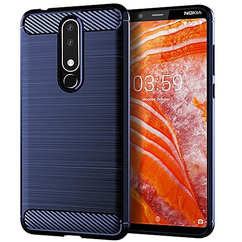 huge discount 75509 191a1 NOKIA 3.1 Plus Case Cover, Rugged case,Soft TPU material