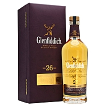 Excellence 26 Year Old Scotch Whisky - 700ml