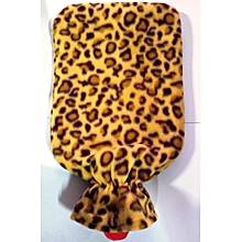 Hot water bladder bottle  bag 2ltrs-Animal print