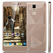 "4 Core 5.5""un-locked 2 SIM T-Mobile 8GB Smartphone Android 5.1 Cell Phone-gold"