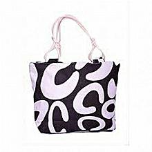 Summer Handbag - Black & White