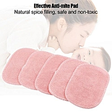 5pcs/ Set Safe Cotton+ Spice Anti-mite Pad Cushion For Home Hotel Killing Small Worms