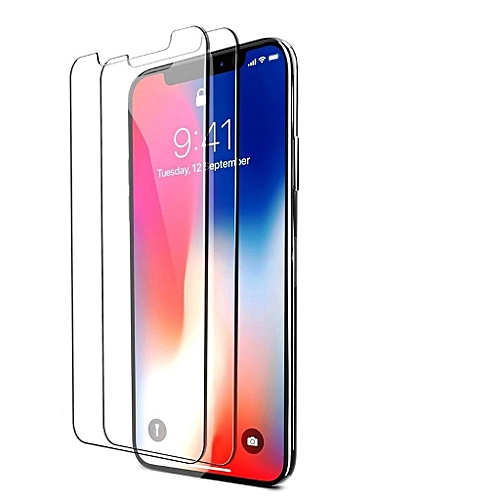 brand new f961d 29175 Ultra Thin Tempered Glass Screen Protector For Apple Iphone X 1pcs