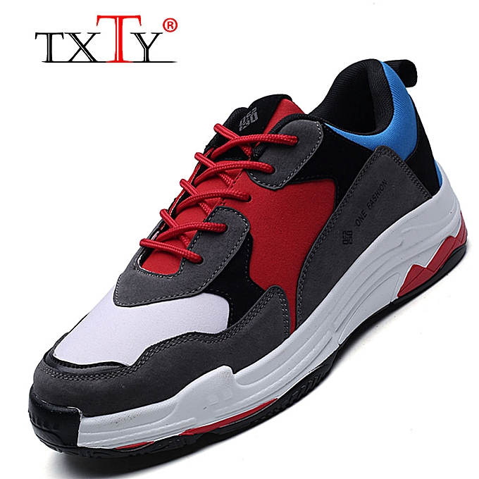 reputable site 50f3f 01b8c New Athletic Sport Shoes For Men Running Jogging Shoes Sneakers Spring Men  Tennis Shoes Green Mens Designer Sneaker(grey)