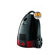 DVC 1900 - Vacuum Cleaner - Black & Red