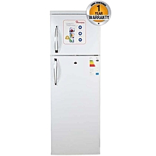 RF/240 - 2 Door Direct Cool Fridge - 350 Litres - White