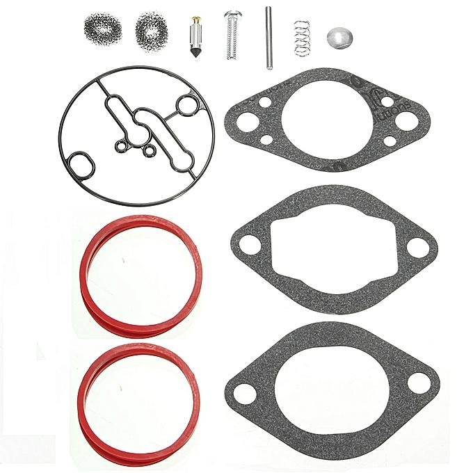 Carburetor Carb Gasket Overhaul Repair Kit For Briggs Stratton 696146  696147 US