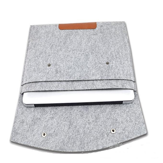 dafc596d9226 11 13 14 15 17 inch Laptop Sleeve Ultra Slim Wool Felt Laptop Bag for  Macbook Air Pro Retina Xiaomi Notebook Case Pouch 15.6