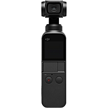 OSMO POCKET – 12MP, 4K – 3-Axis Stabilized Handheld Camera