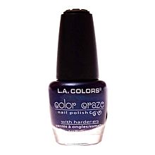 Color Craze Nail Polish - Dark Denim