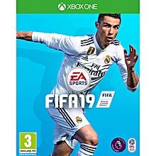 XBOX 1 Game FIFA 19 Standard
